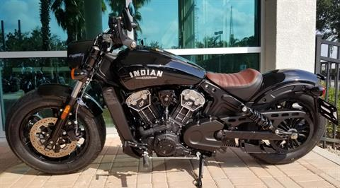 2020 Indian Scout® Bobber in Palm Bay, Florida - Photo 4