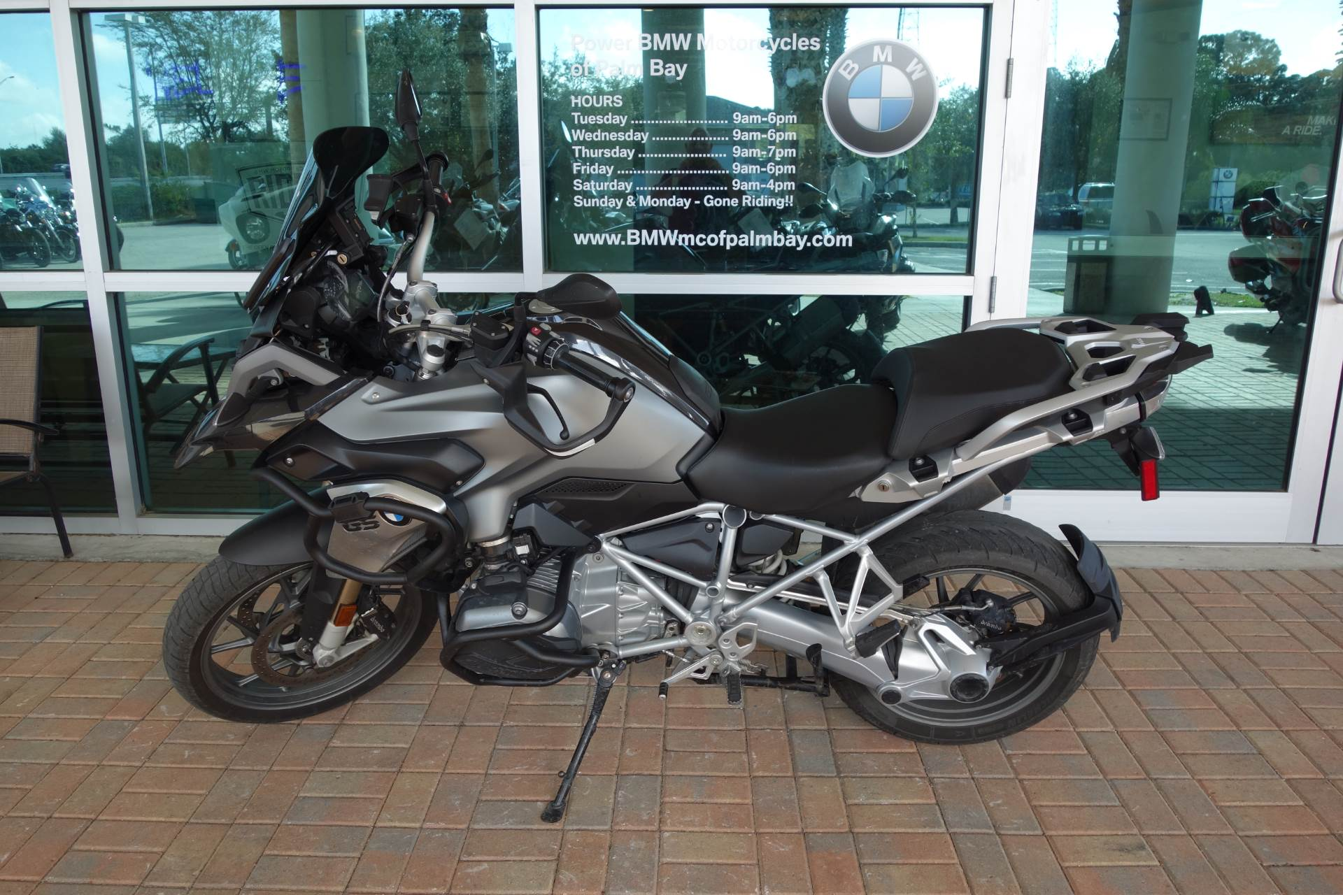 2014 BMW R 1200 GS in Palm Bay, Florida - Photo 1