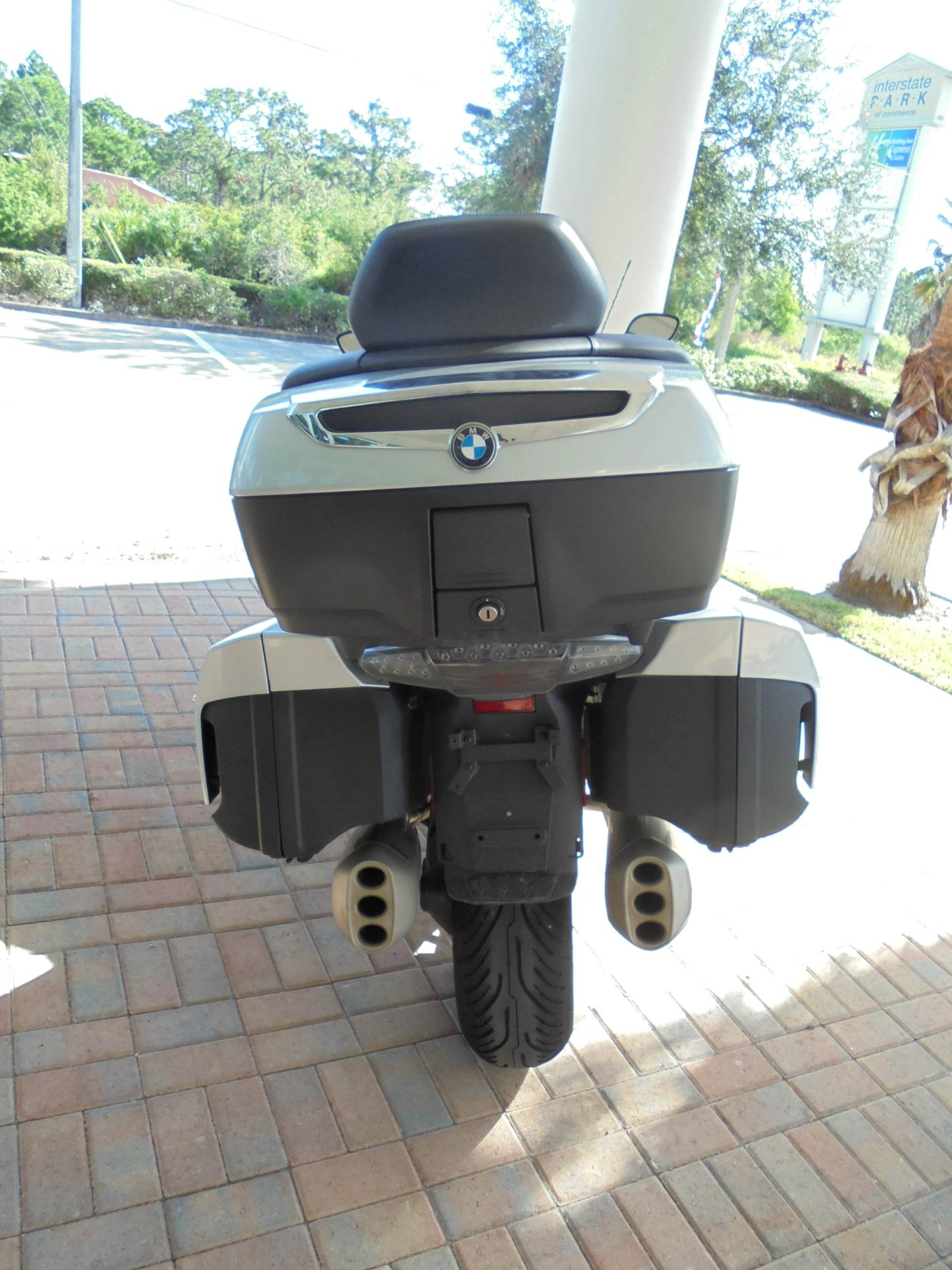 2015 BMW K 1600 GTL in Palm Bay, Florida