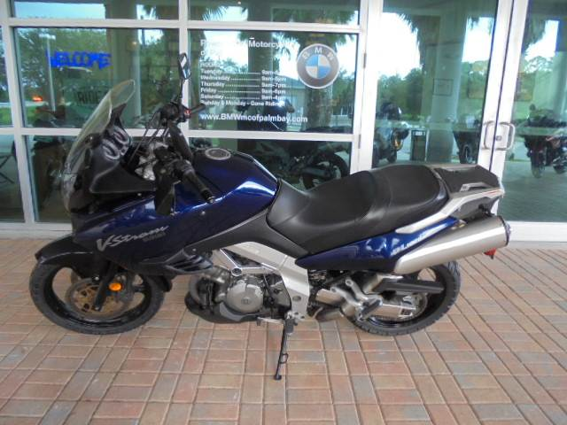 2002 Suzuki V-Strom 1000 in Palm Bay, Florida