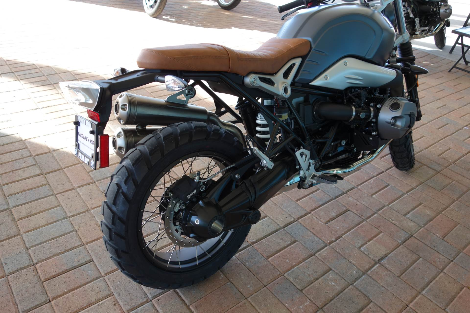 2019 BMW R nineT Scrambler in Palm Bay, Florida