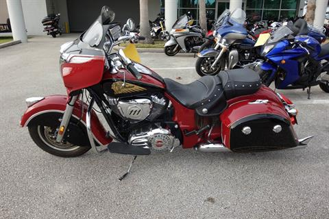 2016 Indian Chieftain® in Palm Bay, Florida - Photo 3