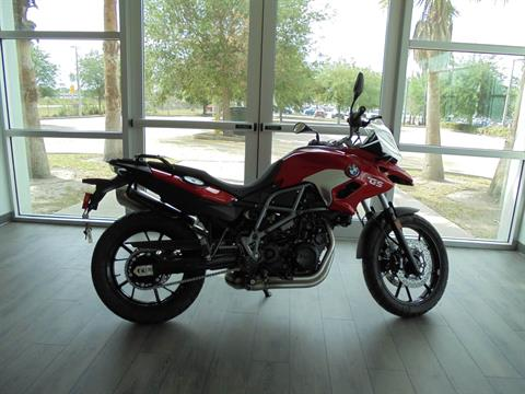 2017 BMW F 700 GS in Palm Bay, Florida
