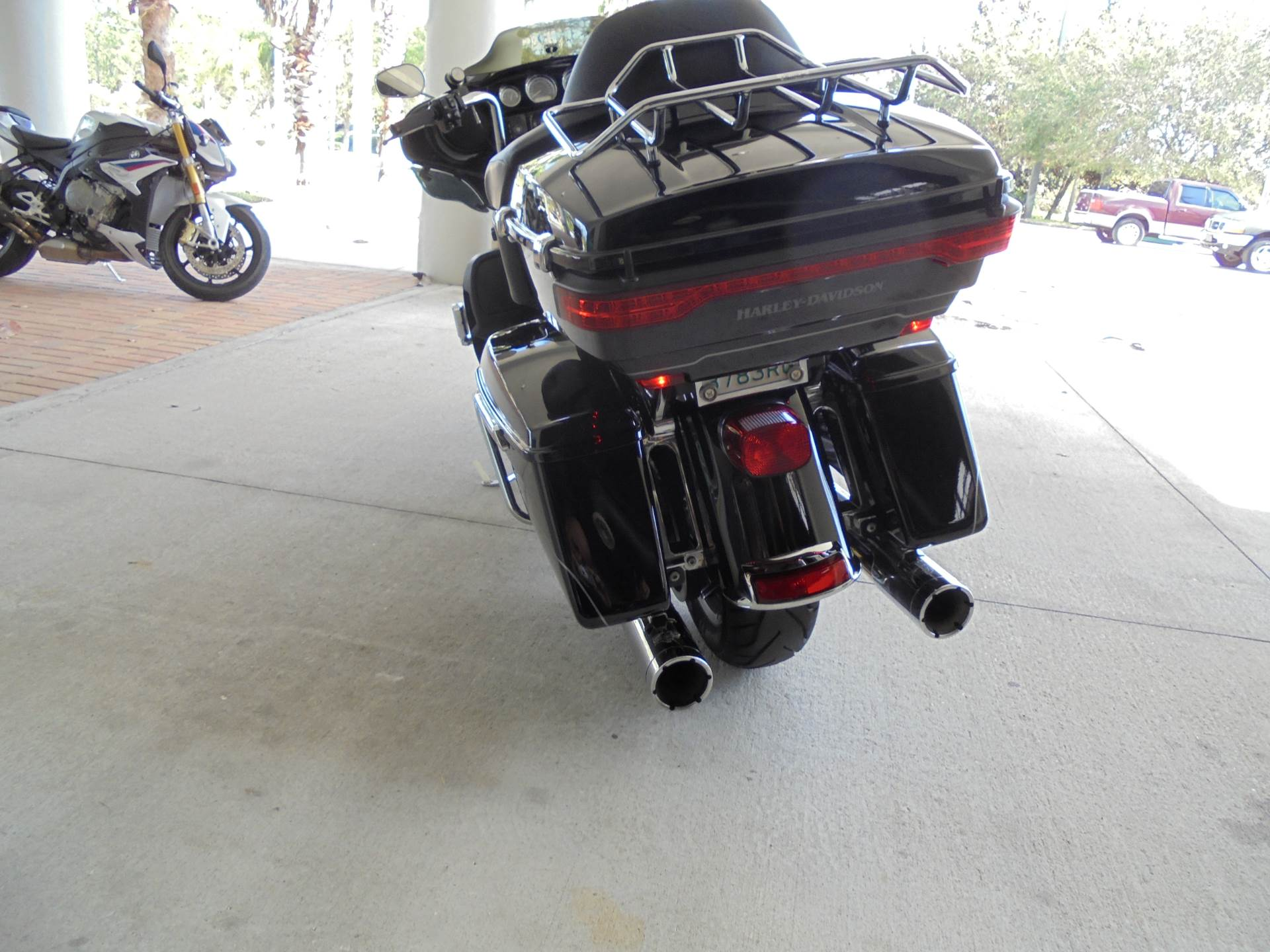 2015 Harley-Davidson Electra Glide® Ultra Classic® in Palm Bay, Florida