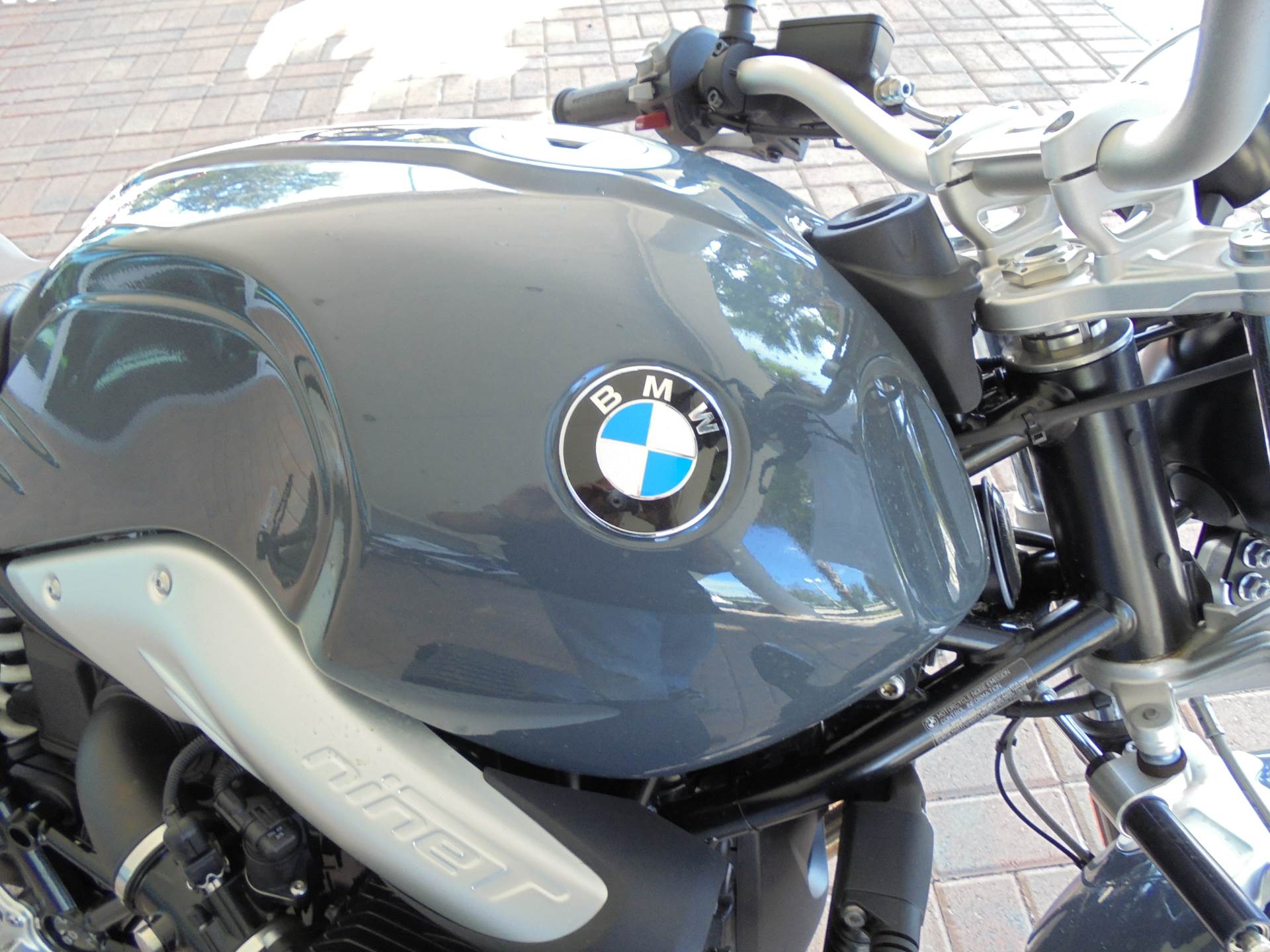 2017 BMW R nine T Pure in Palm Bay, Florida