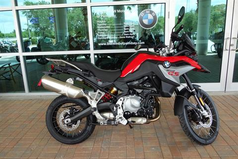 2019 BMW F 850 GS in Palm Bay, Florida - Photo 1