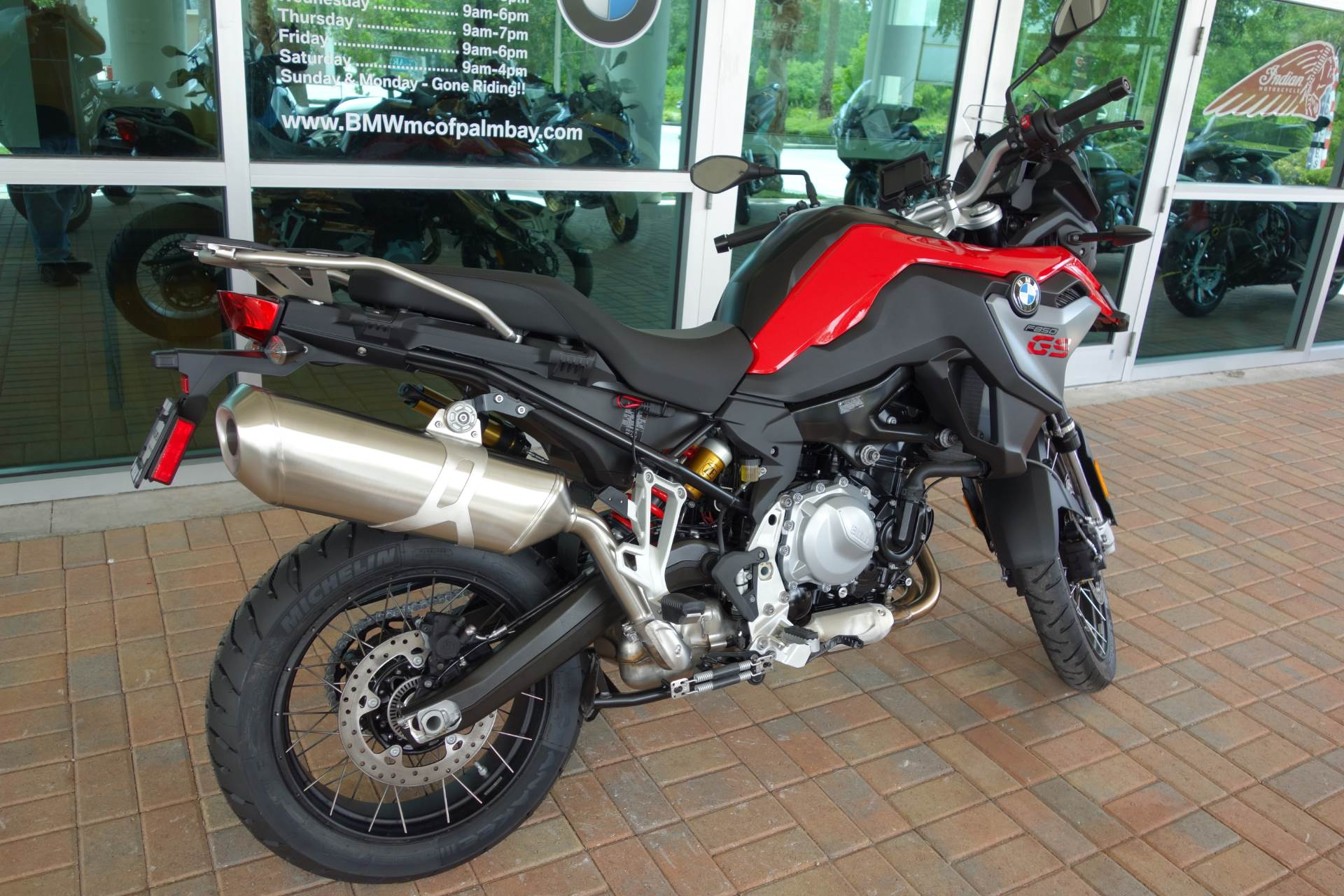 2019 BMW F 850 GS in Palm Bay, Florida - Photo 6