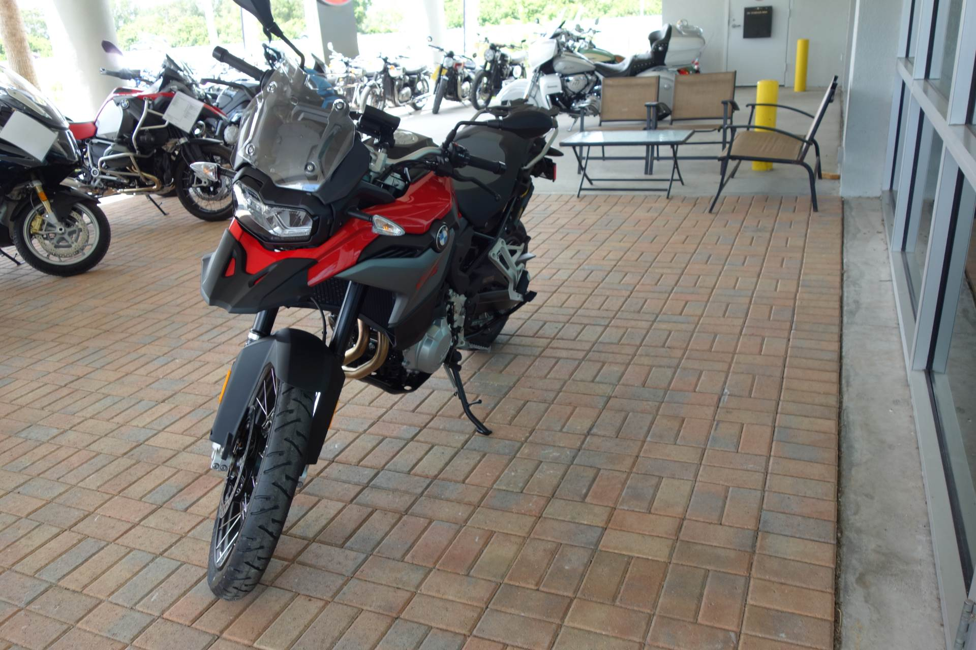 2019 BMW F 850 GS in Palm Bay, Florida - Photo 8