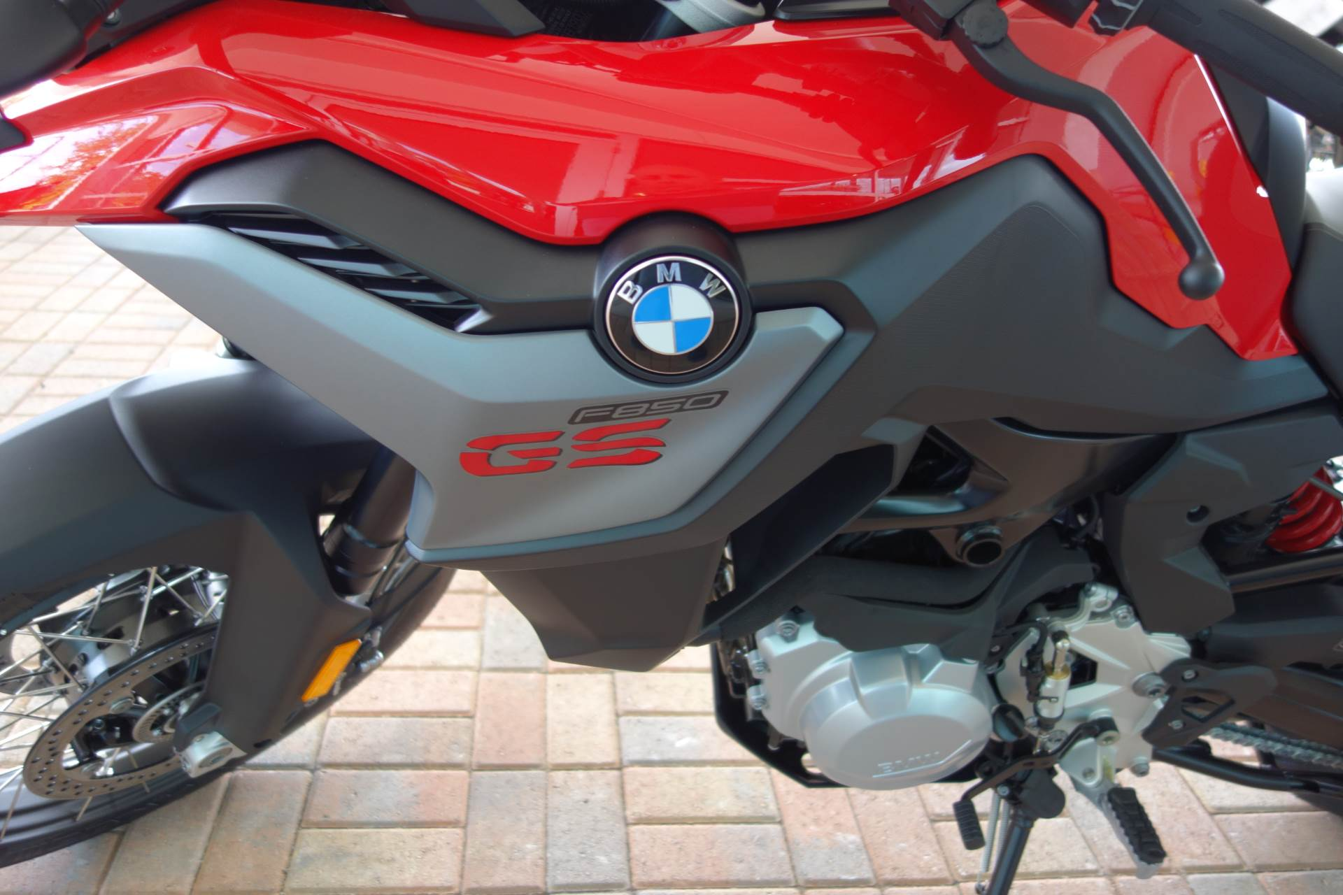 2019 BMW F 850 GS in Palm Bay, Florida - Photo 9