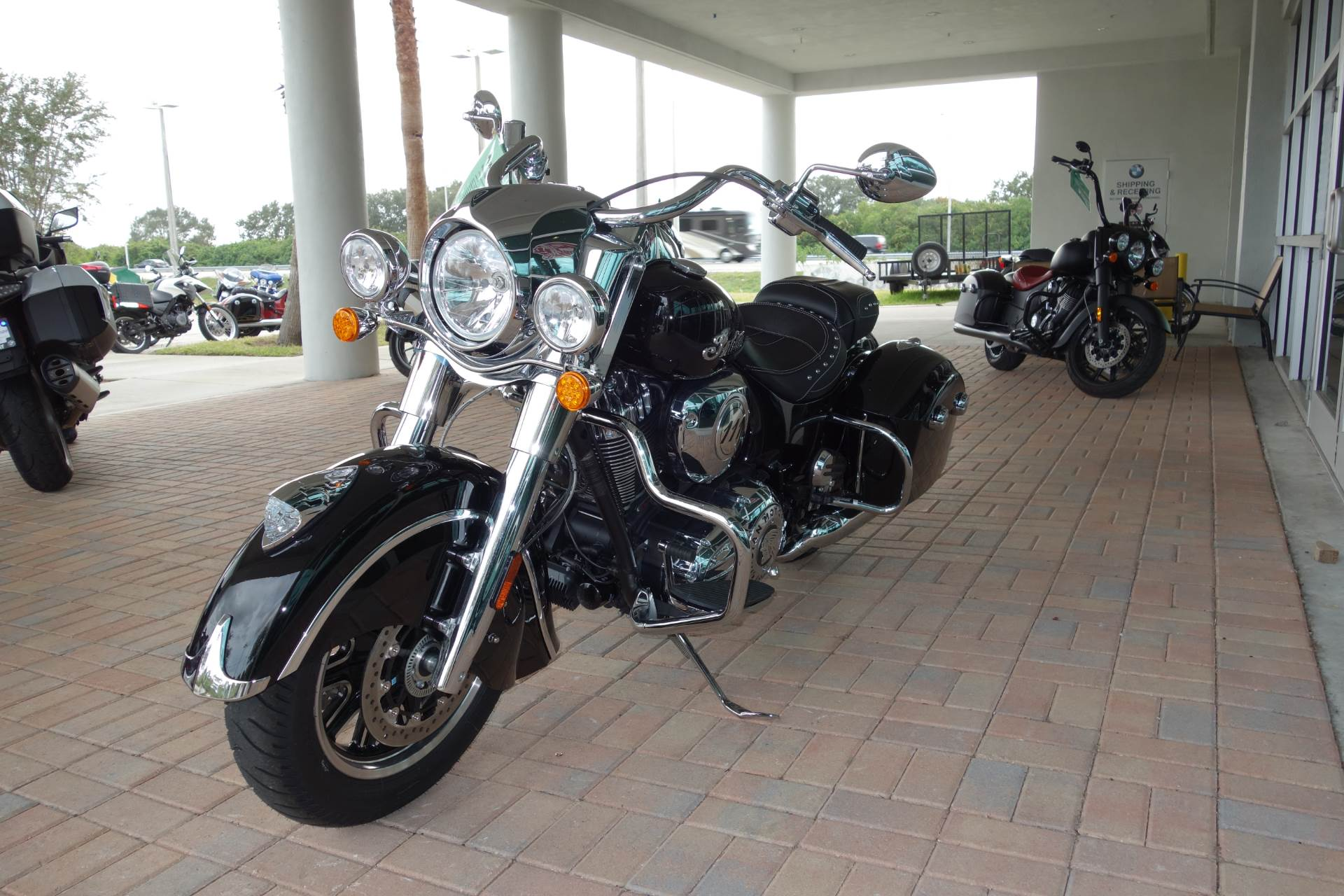 2019 Indian Springfield® ABS in Palm Bay, Florida
