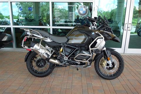 2019 BMW R 1250 GS Adventure in Palm Bay, Florida - Photo 1