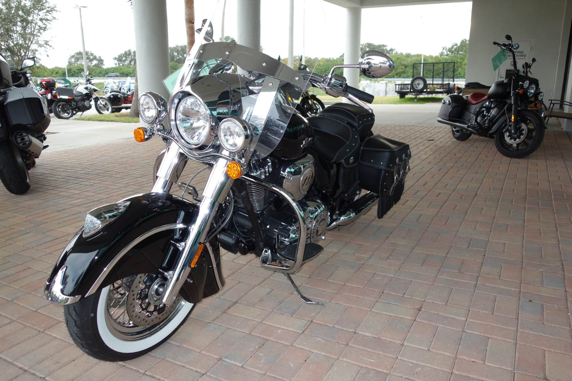 2018 Indian Chief® Vintage ABS in Palm Bay, Florida