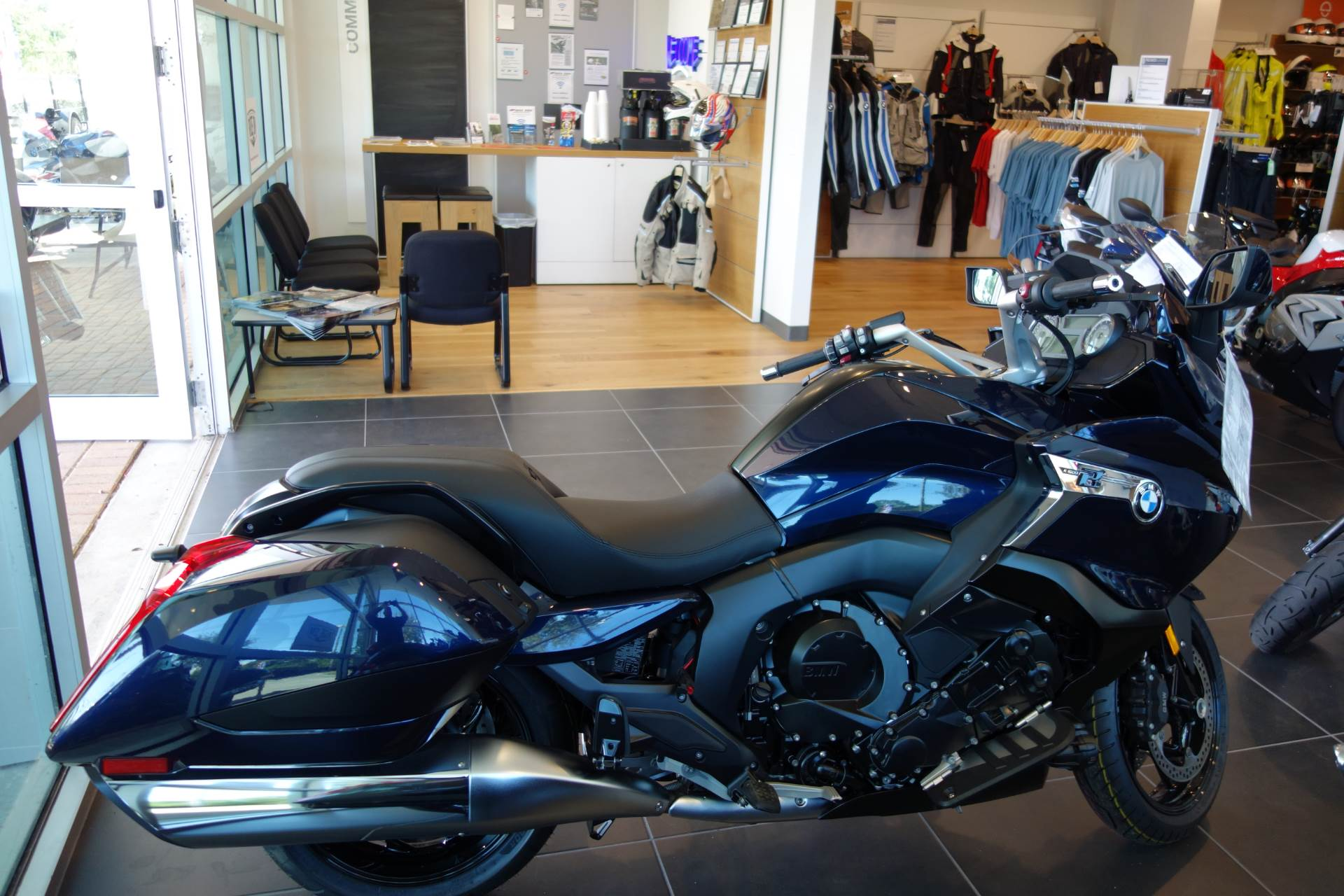 2019 BMW K 1600 B in Palm Bay, Florida