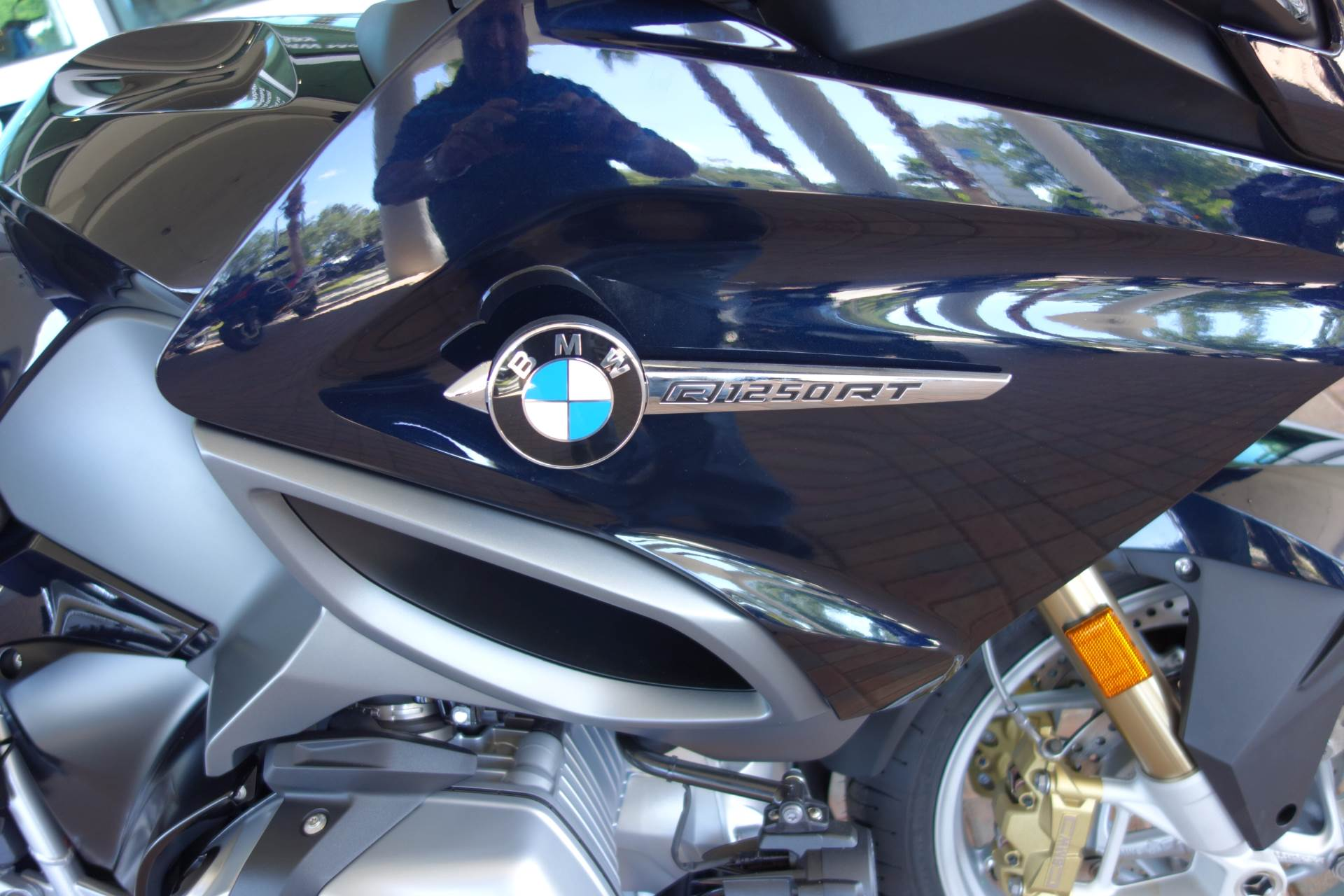 2019 BMW R 1250 RT in Palm Bay, Florida - Photo 2