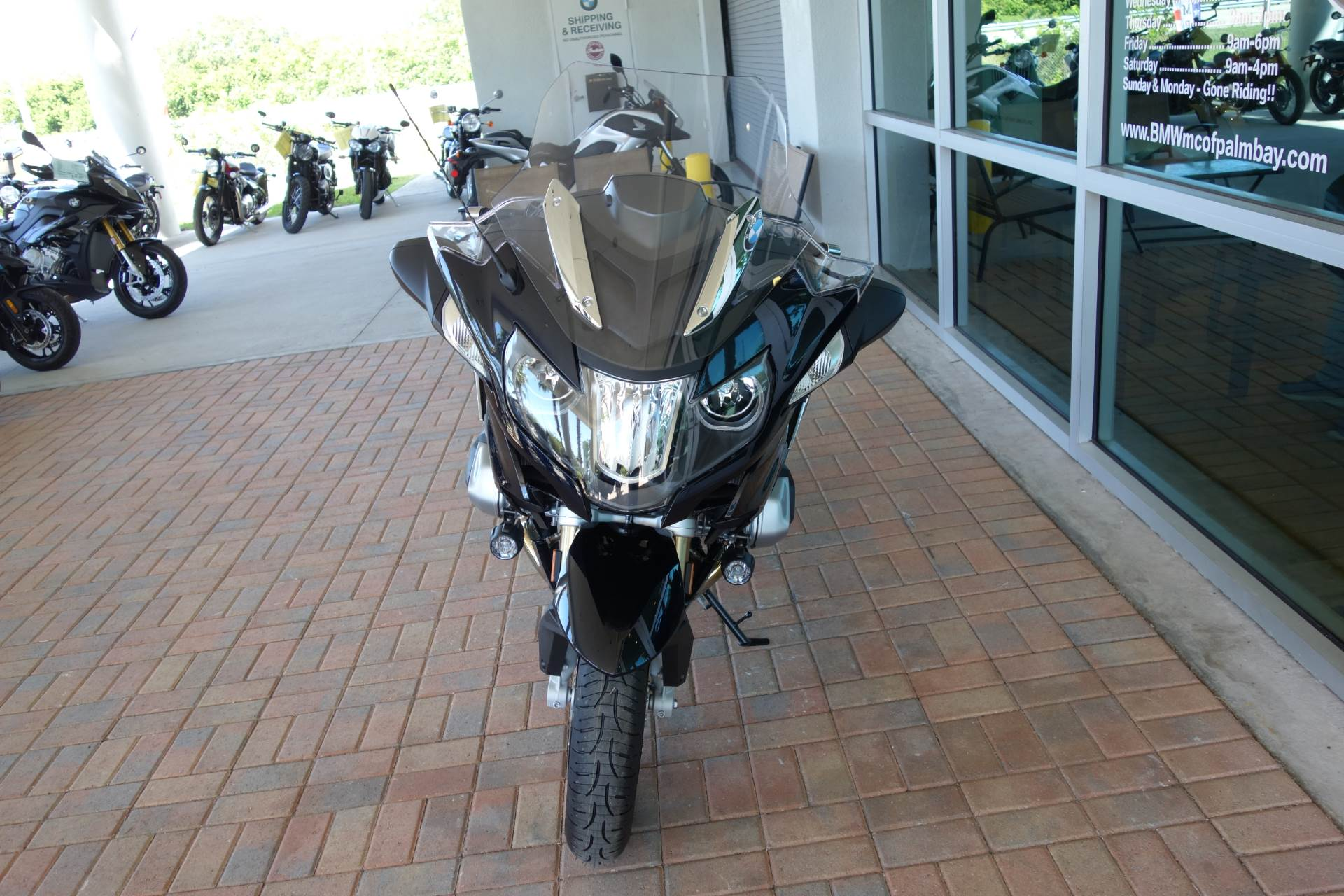 2019 BMW R 1250 RT in Palm Bay, Florida - Photo 3