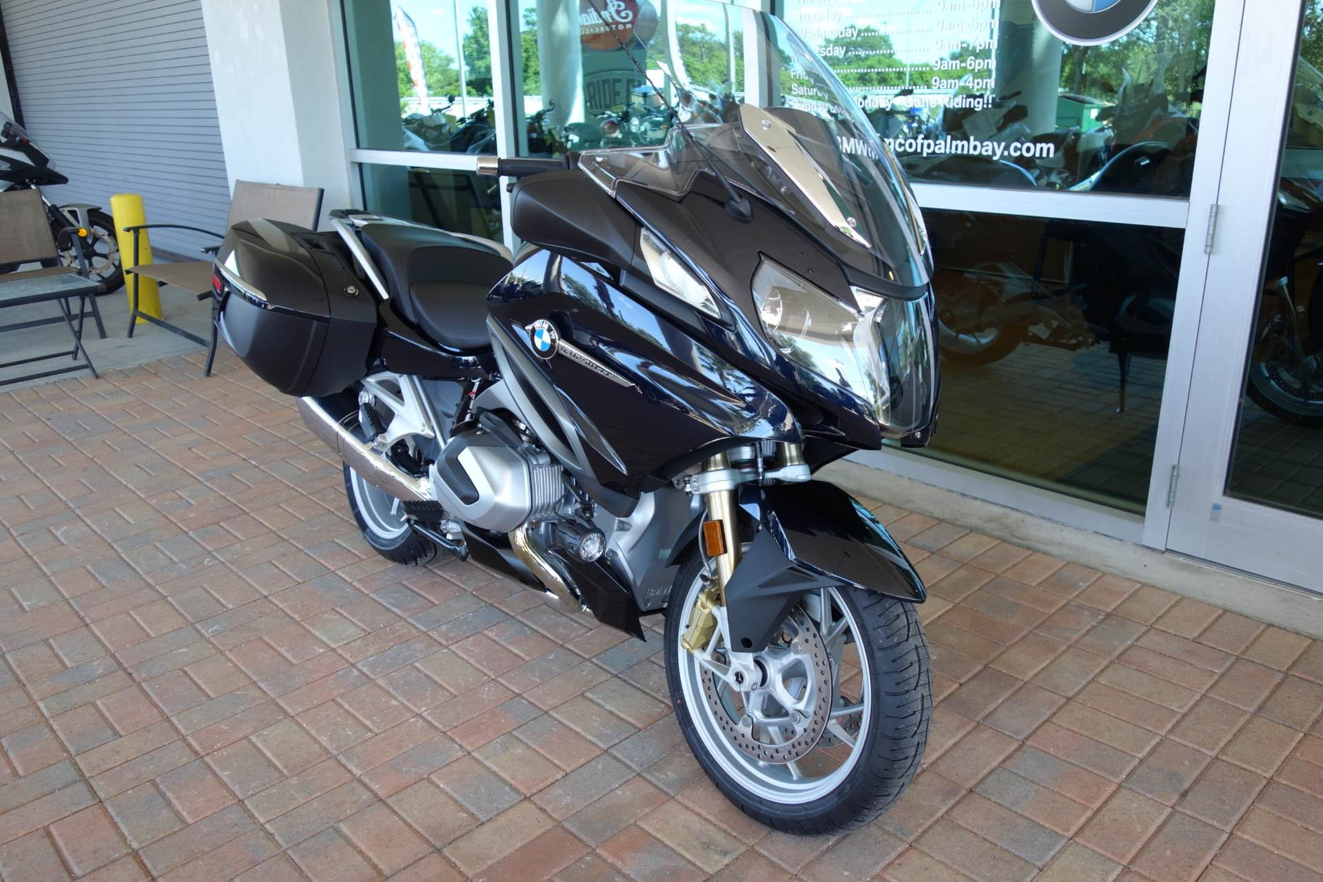 2019 BMW R 1250 RT in Palm Bay, Florida - Photo 5