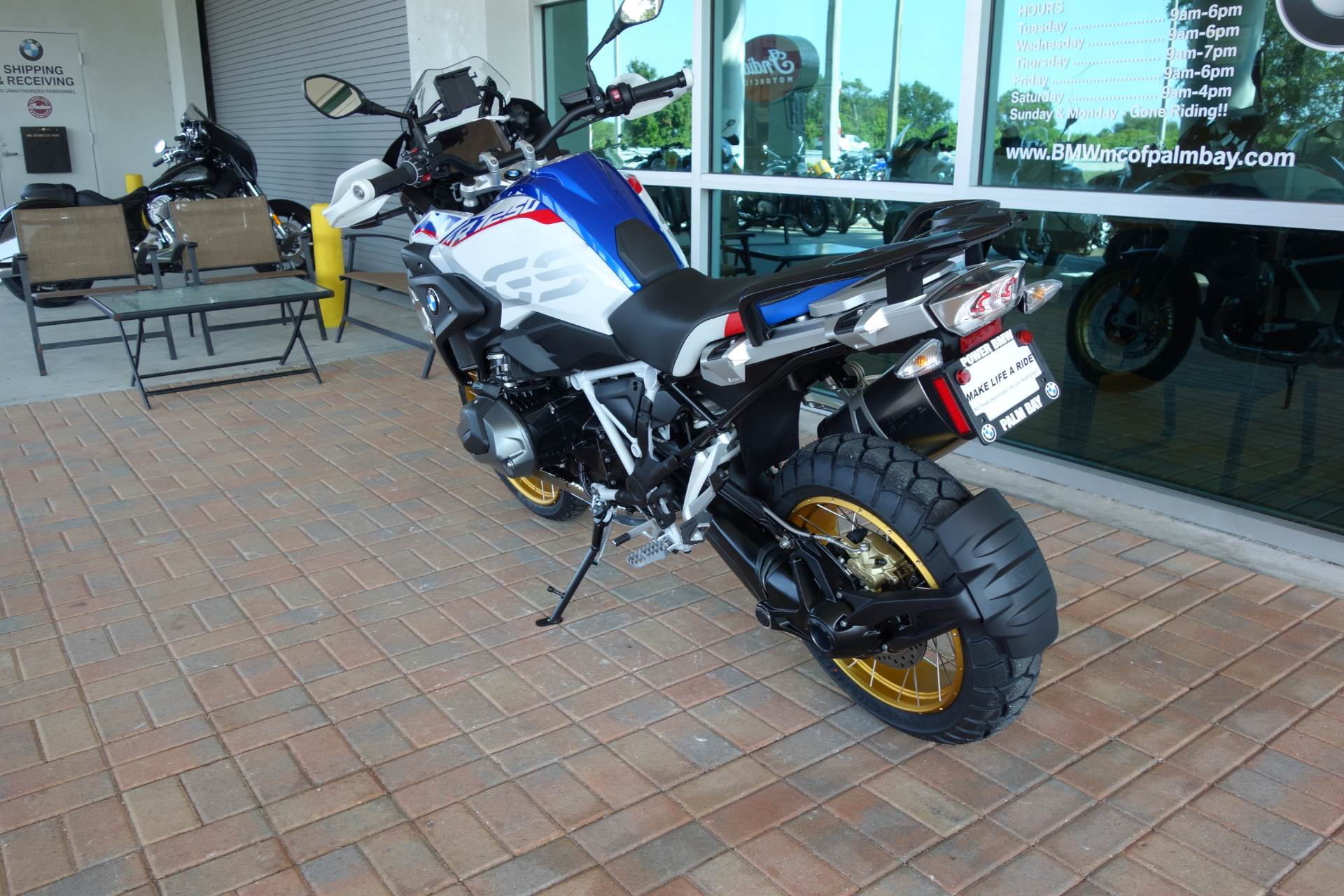 2019 BMW R 1250 GS in Palm Bay, Florida - Photo 10