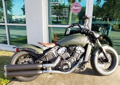 2020 Indian Scout® Bobber Twenty ABS in Palm Bay, Florida - Photo 1
