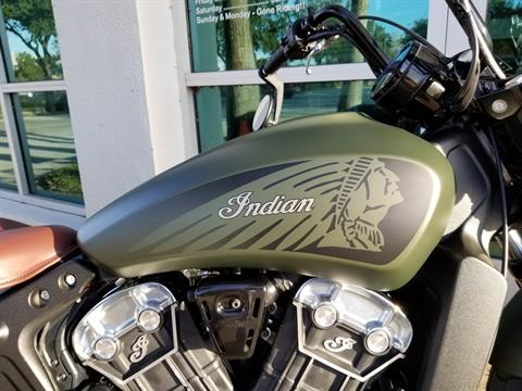 2020 Indian Scout® Bobber Twenty ABS in Palm Bay, Florida - Photo 8