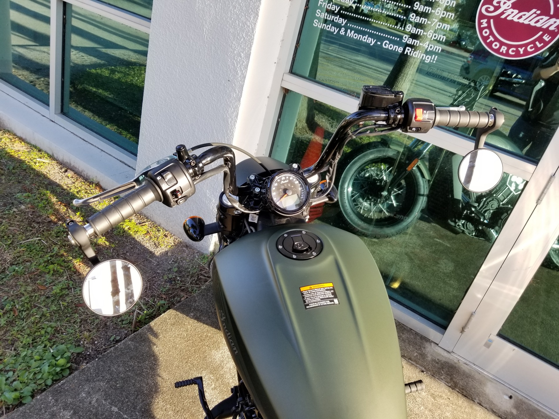 2020 Indian Scout® Bobber Twenty ABS in Palm Bay, Florida - Photo 11