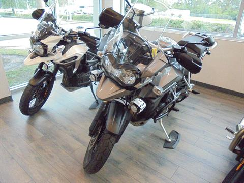 2015 Triumph Tiger Explorer ABS in Palm Bay, Florida