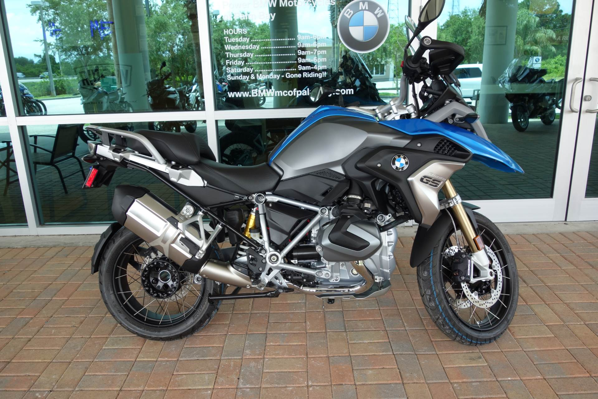 2019 BMW R 1250 GS in Palm Bay, Florida - Photo 1
