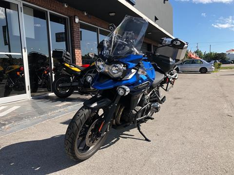 2017 Triumph Tiger Explorer XRx Low in Miami, Florida