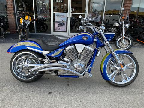 2006 Victory Ness Signature Series Jackpot in Miami, Florida