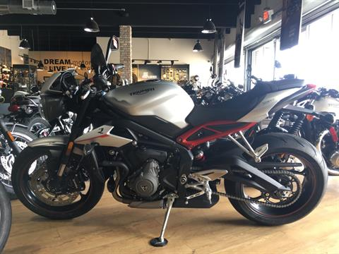 2018 Triumph Street Triple R Low in Miami, Florida