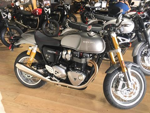 2018 Triumph Thruxton 1200 R in Miami, Florida