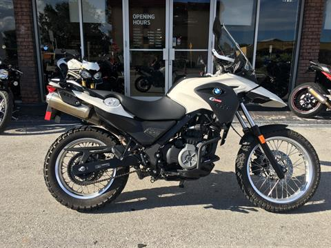 2015 BMW G 650 GS in Miami, Florida