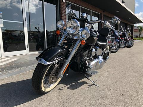 2007 Harley-Davidson Softail® Deluxe in Miami, Florida