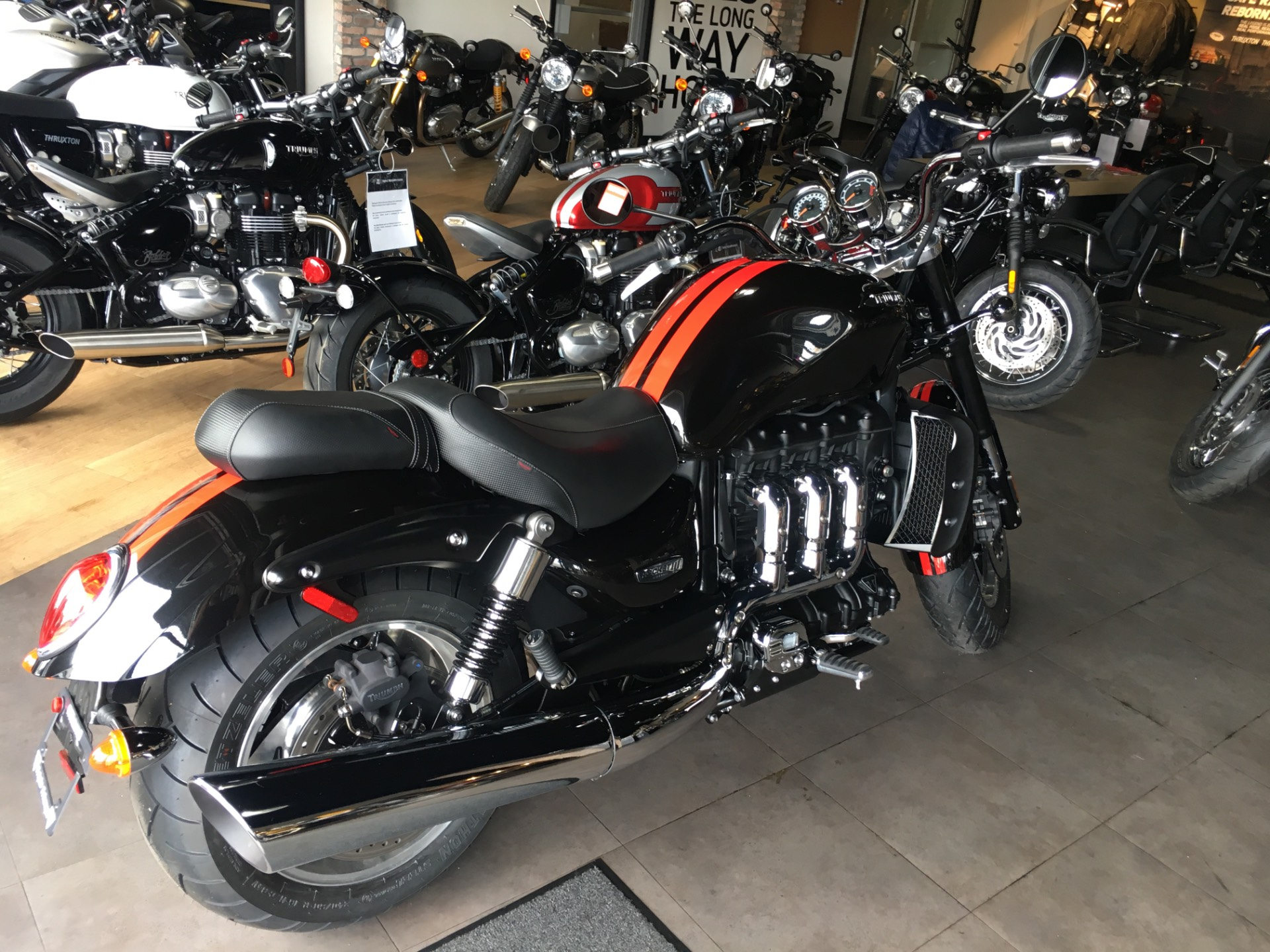 2018 Triumph Rocket III Roadster ABS in Miami, Florida