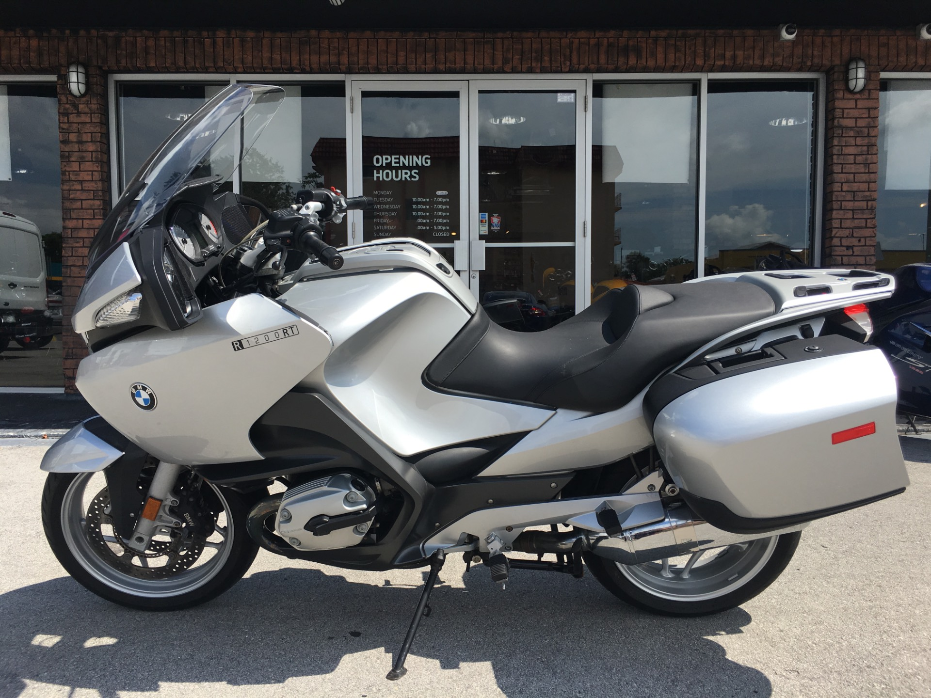 2009 BMW R 1200 RT in Miami, Florida