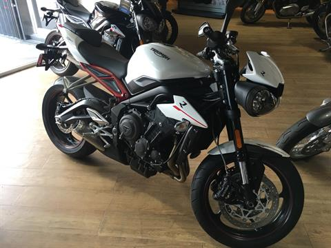 2018 Triumph Street Triple R in Miami, Florida