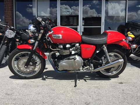 2010 Triumph Thruxton in Miami, Florida
