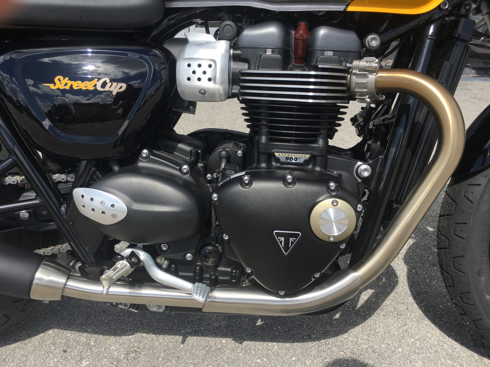 2018 Triumph Street Cup in Miami, Florida