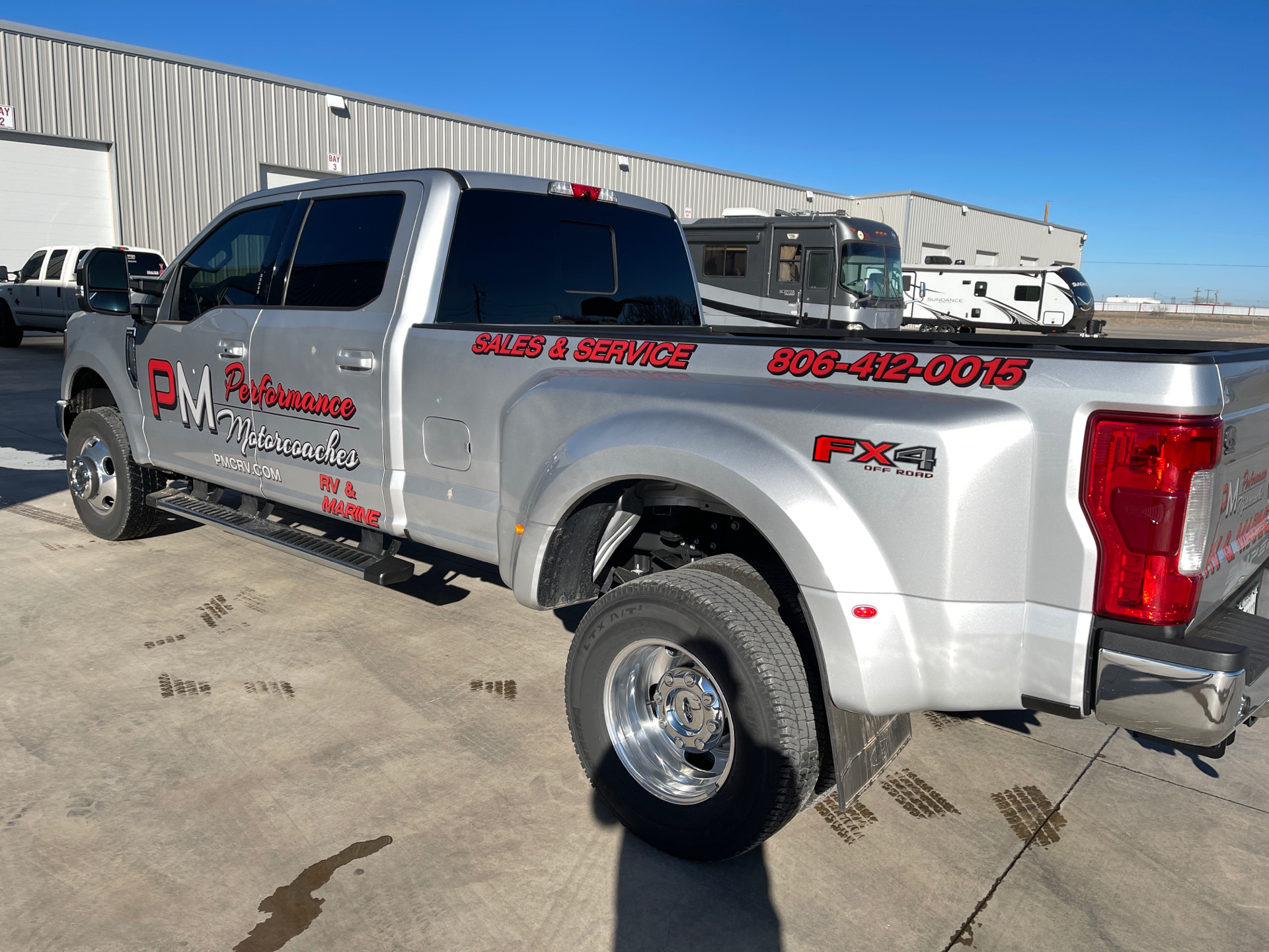 2019 Ford F350 in Wolfforth, Texas - Photo 10