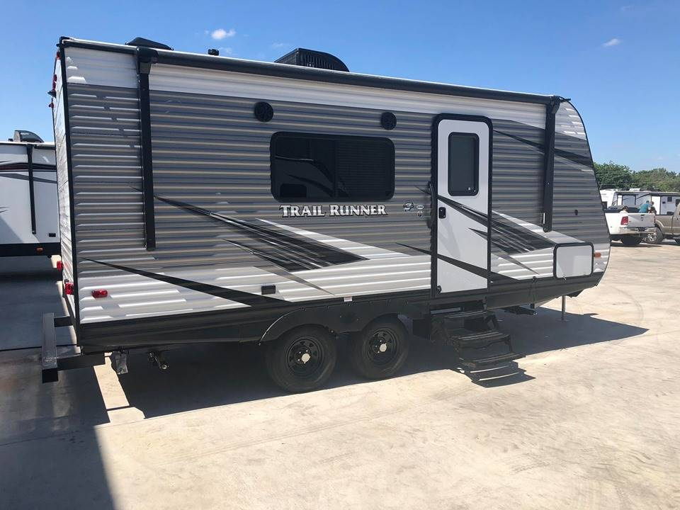 2020 Heartland Rvs TR181RB in Wolfforth, Texas - Photo 1