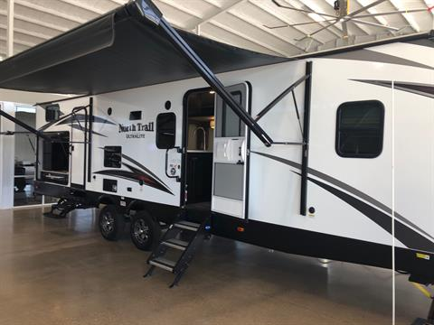 2019 Heartland Rvs North Trail 33BUDS in Wolfforth, Texas