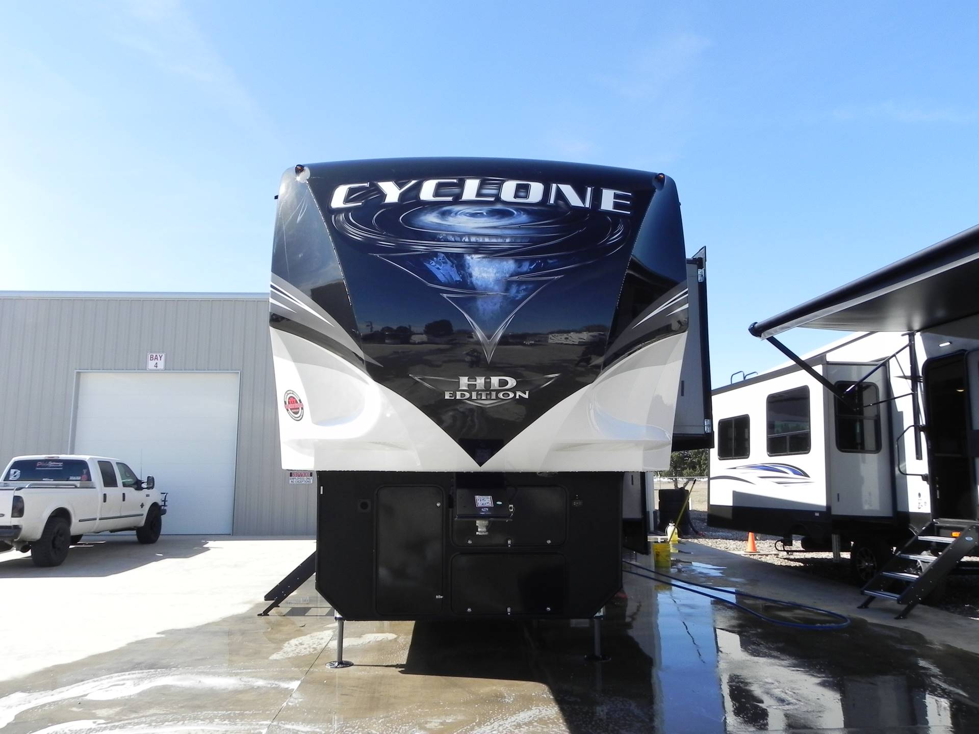 2020 Heartland Cyclone 4115 in Wolfforth, Texas - Photo 3