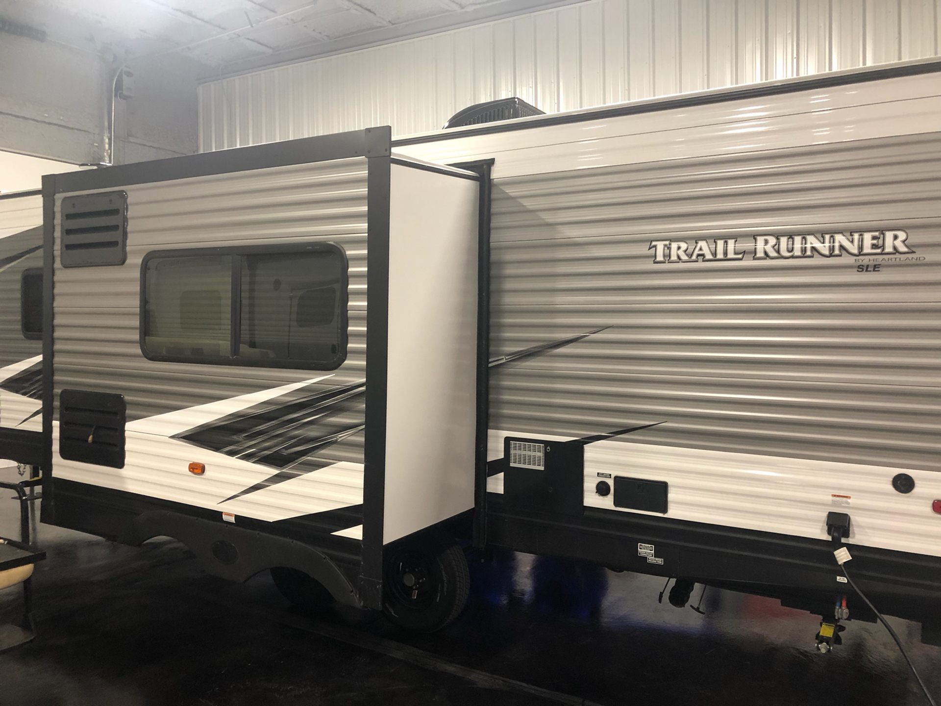2019 Heartland Rvs TR 261SLE in Wolfforth, Texas