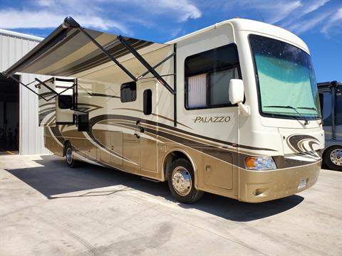 2014 Thor Palazzo 36.1 in Wolfforth, Texas - Photo 1