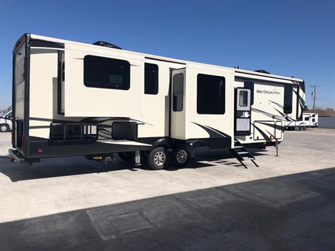 2019 Heartland Rvs Big Country 4011ERD in Wolfforth, Texas