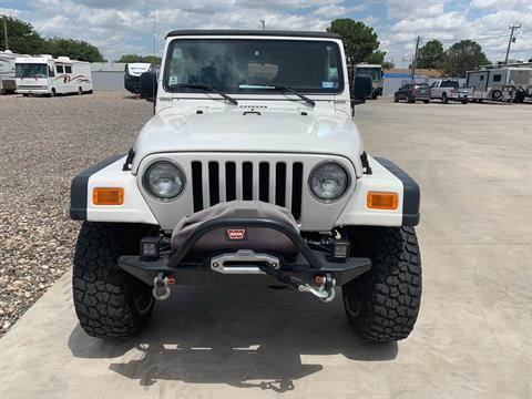 2005 JEEP UNLIMITED in Wolfforth, Texas - Photo 2
