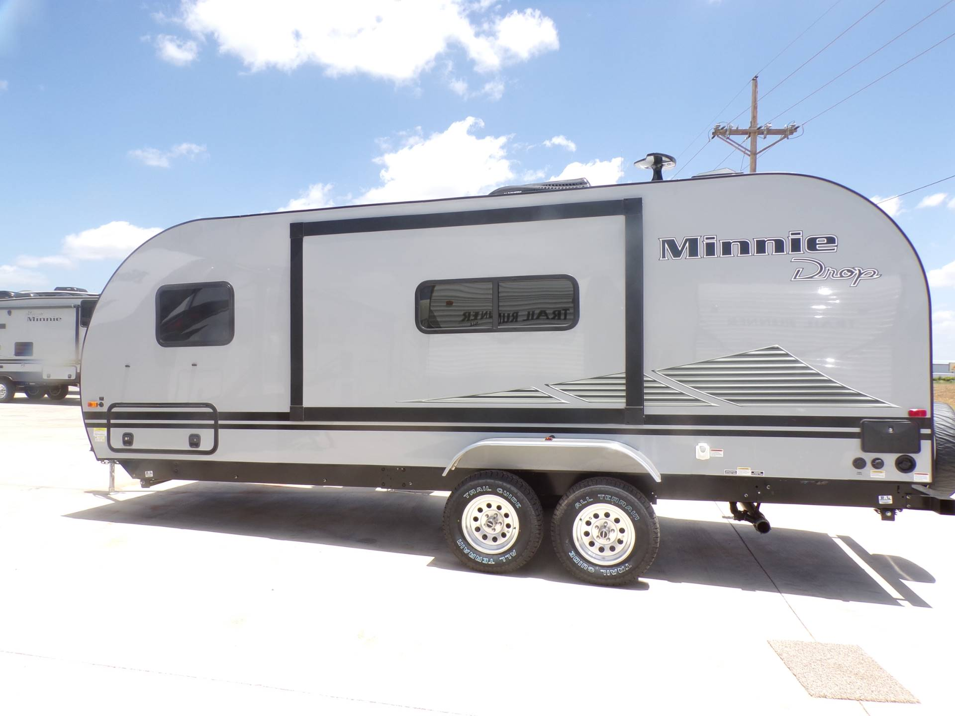 2020 Winnebago MD210RBS in Wolfforth, Texas - Photo 3
