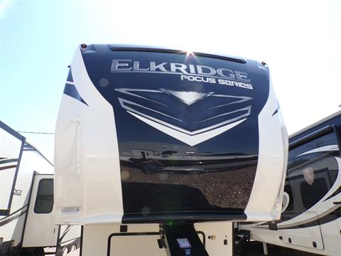 2020 Heartland Rvs Elk Focus 327BH in Wolfforth, Texas - Photo 2