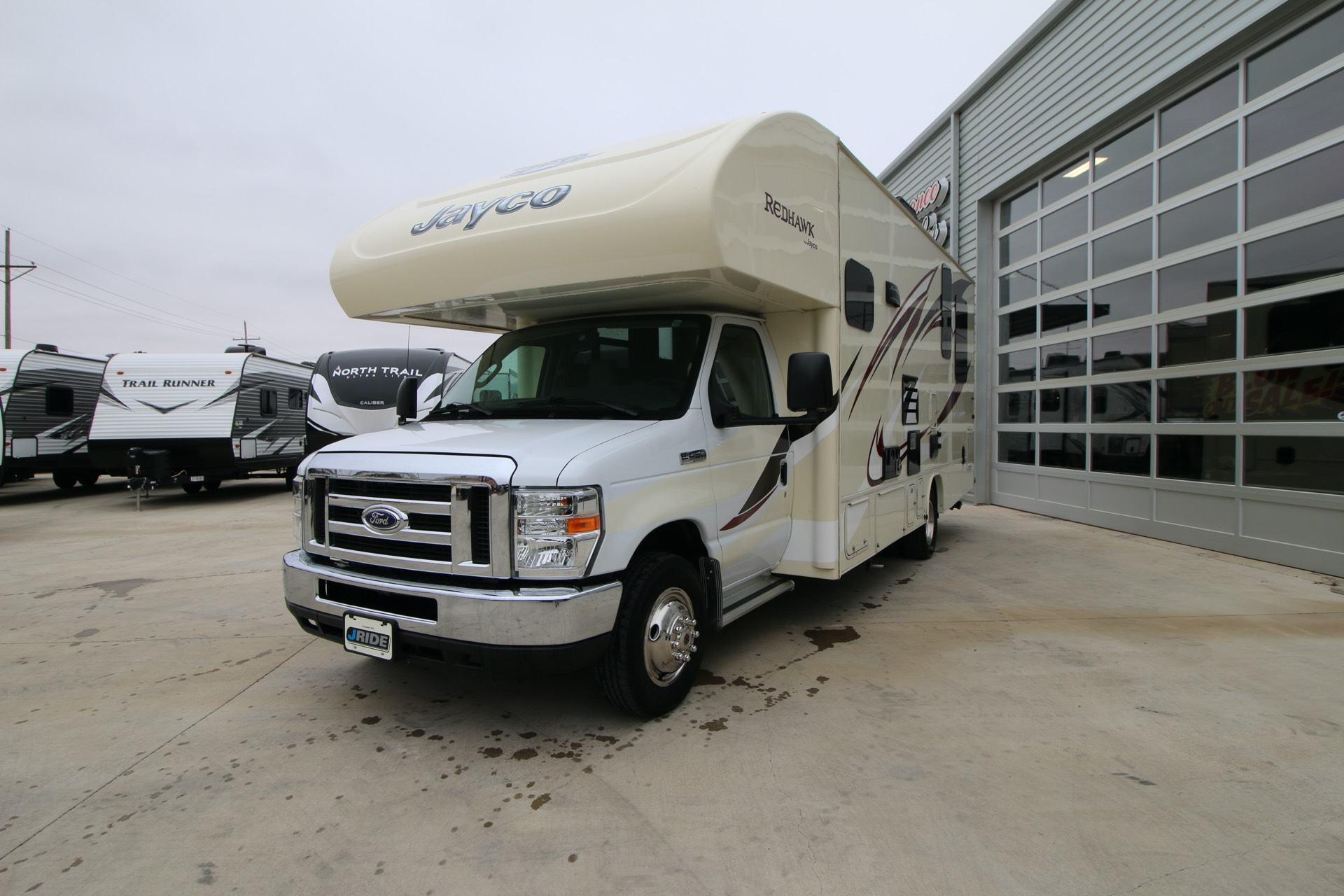 2016 Jayco RedHawk 23XM in Wolfforth, Texas - Photo 17