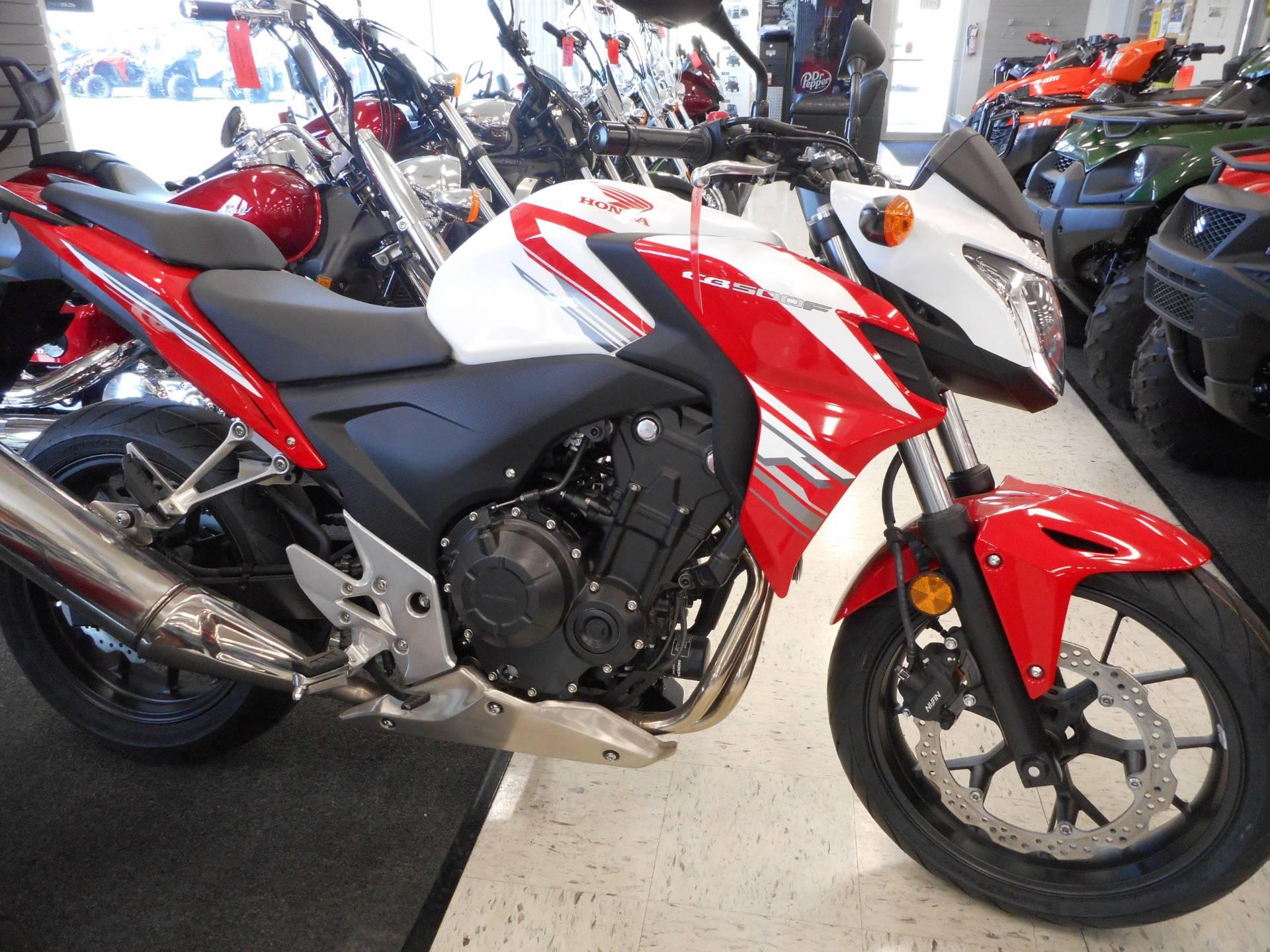 2015 Honda Cb500f Abs For Sale Columbus  Ne   44421