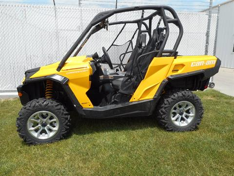 2015 Can-Am Commander™ DPS™ 800R in Columbus, Nebraska